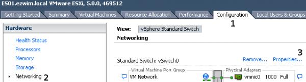 OpenVPN bridge and VMware ESXi – TroubleNow org